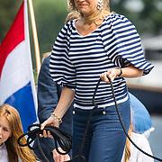 NLD/Warmond//20170707 - Koninklijke fotoshoot zomer 2017, Koningin Maxima
