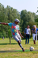 02-06-2012 Life after Football party. Footgolf 2012 op Golfbaan Spaarnwoude.