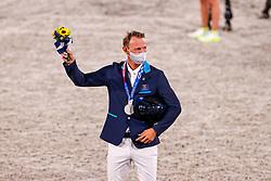Fredricson Peder, SWE<br /> Olympic Games Tokyo 2021<br /> © Hippo Foto - Dirk Caremans<br /> 04/08/2021