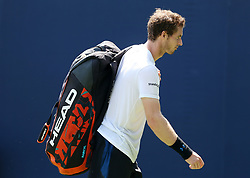 during day two of the 2017 AEGON Championships at The Queen's Club, London.