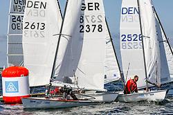 , Kiel - Kieler Woche 17. - 25.06.2017, Contender - GER 2378 - Thomas HERBST - Cospudener Yacht-Club e.V