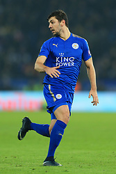 19th December 2017 - Carabao Cup (Quarter Final) - Leicester City v Manchester City - Aleksandar Dragovic of Leicester - Photo: Simon Stacpoole / Offside.