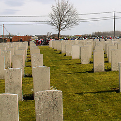 28-03-2021: Wielrennen: Gent-Wevelgem: Wevelgem  <br />Sfeerbeeld Flanders Fields