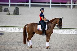 Collard Maxime, FRA, Cupido PB<br /> Olympic Games Tokyo 2021<br /> © Hippo Foto - Dirk Caremans<br /> 21/07/2021