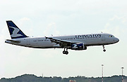 Livingston Air, Airbus A320-232