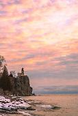 Split Rock Lighthouse (Winter)