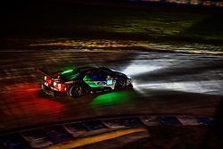 March 13, 2019 - Sebring, Etats Unis - 66 FORD CHIP GANASSI TEAM UK (USA) FORD GT GTE PRO STEFAN MUCKE (DEU) OLIVIER PLA (FRA) BILLY JOHNSON  (Credit Image: © Panoramic via ZUMA Press)