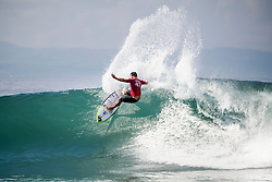 BALI, INDONESIA - MAY 19: Willian Cardoso of Brazil is eliminated from the 2019 Corona Bali Protected with an equal 17th finish after placing second in Heat 6 of Round 3 at Keramas on May 19, 2019 in Bali, Indonesia. (Photo by Matt Dunbar/WSL via Getty Images)