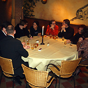 Rabobank Huizen, 25 jarig jubileum Jan van Milgen