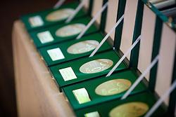 Awards of Slovenian football federation (NZS), on May 7, 2009, in Hotel Kokra, Brdo at Kranj, Slovenia.  (Photo by Vid Ponikvar / Sportida)