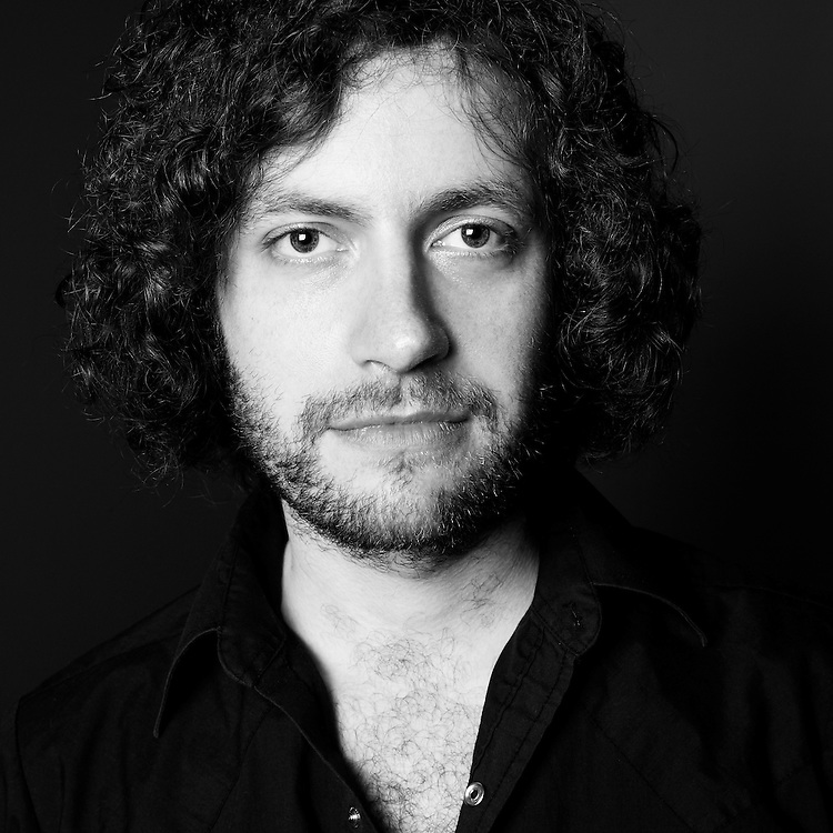 Portrait of Dan Raishbrook (guitarist) from The Veils
