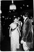 Princess Margaret and Donald Cameron, yr of Lochiez. Royal Caledonian Ball Grosvenor House 26.04.82© Copyright Photograph by Dafydd Jones 66 Stockwell Park Rd. London SW9 0DA Tel 020 7733 0108 www.dafjones.com