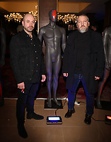"""Nick Taussig and Paul van Carter   at the UK Premiere of """"Stardust"""", the Opening Film of the Raindance Film Festival,The May Fair Hotel ,London photo by Roger Alarcon"""