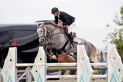 Thiry Ben, BEL, Pretty Woman vd Brouwershoeve<br /> BK Young Horses 2020<br /> © Hippo Foto - Sharon Vandeput<br /> 6/09/20
