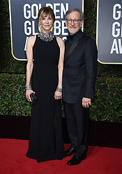 Kit Harington at the 75th Annual Golden Globe Awards held at the Beverly Hilton Hotel on January 7, 2018 in Beverly Hills, CA ©Tammie Arroyo-GG18/AFF-USA.com. 07 Jan 2018 Pictured: Kate Capshaw and Steven Spielberg. Photo credit: MEGA TheMegaAgency.com +1 888 505 6342