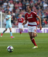 Christhian Stuani of Middlesbrough Christhian Stuani of Middlesbrough during the Premier League match at the Riverside Stadium, Middlesbrough. Picture date: April 8th, 2017. Pic credit should read: Jamie Tyerman/Sportimage