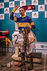 Diesmal com a condução de L.Santana vence o Grande Prêmio Bento Gonçalves em pista de de 2.400m para produtos de 3 anos e mais idade com o tempo de 2m41s. FOTO: Jefferson Bernardes/ Agência Preview