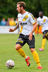 June 24, 2017 - Zelzate, BELGIUM - Lokeren's Gary Martin pictured in action during a friendly soccer game between Zelzate and Sporting Lokeren, in Zelzate, Saturday 24 June 2017, the first friendly game of Jupiler Pro League team Sporting Lokeren. BELGA PHOTO LUC CLAESSEN (Credit Image: © Luc Claessen/Belga via ZUMA Press)
