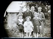 family portrait 1926 France