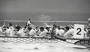 """Nottingham; GREAT BRITAIN;  Dragon Boats/Boating competing at the National Water Sports Centre (Holme Pierrepont) : Nottingham City ....  [Mandatory Credit; """"Photo, Peter Spurrier/Intersport-images]"""