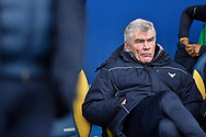 Oxford United Caretaker Manager, Derek Fazackerley  during the EFL Sky Bet League 1 match between Oxford United and Bristol Rovers at the Kassam Stadium, Oxford, England on 10 February 2018. Picture by Adam Rivers.