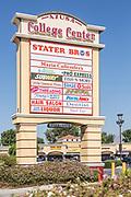 College Center Shopping Center in Azusa