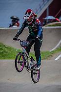 2018 UCI BMX Supercross<br /> Round 7 Santiago Del Estero (Argentina)<br /> Elite Women<br /> Practice<br /> #308 (PETCH Rebecca) NZL
