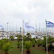 Athens International Sailing Week 2019