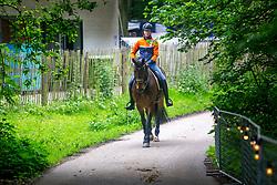 Minderhoud Hans Peter, NED, Glock's Casper,<br /> CHIO Rotterdam 2021<br /> © Hippo Foto - Sharon Vandeput<br /> 3/07/21