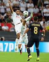 "Football - 2016 / 2017 Champions League - Group E: Tottenham Hotspur vs Monaco""<br /> <br /> Mousa Dembele at Wembley Stadium<br /> <br /> <br /> Credit : Colorsport / Andrew Cowie"