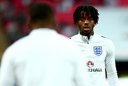Nathan Chalobah of England - Mandatory by-line: Robbie Stephenson/JMP - 04/09/2017 - FOOTBALL - Wembley Stadium - London, United Kingdom - England v Slovakia - 2018 FIFA World Cup Qualifier