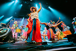 Tuneyards performs at The Fox Theater - Oakland, CA - 12/11/14