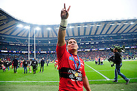 Chris MASOE - 02.05.2015 - Clermont / Toulon - Finale European Champions Cup -Twickenham<br />