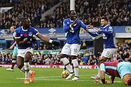 301016 Everton v West Ham