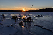 Middletown Reservoir Trails Hike (Jan. 30, 2021)