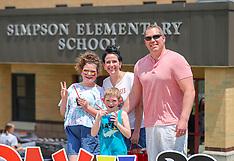 06/03/20 Simpson Elementary 5th Grade Graduation