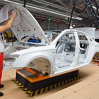 Audi TT Roadster production launch, Gyor 2014