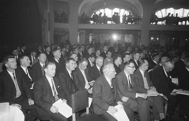 Annual Congress, GAA held in the Gresham Hotel, Dublin. 18.4.1965. 18th April 1965
