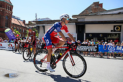 Gasper Katrasnik (SLO) of Adria Mobil during 2nd Stage of 26th Tour of Slovenia 2019 cycling race between Maribor and Celje (146,3 km), on June 20, 2019 in Slovenia.. Photo by Matic Klansek Velej / Sportida