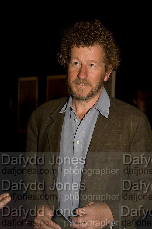 SEBASTIAN FAULKS, Matthew Carr: New Work. Marlborough Gallery. Albermarle St. London. 24 June 2008.  *** Local Caption *** -DO NOT ARCHIVE-© Copyright Photograph by Dafydd Jones. 248 Clapham Rd. London SW9 0PZ. Tel 0207 820 0771. www.dafjones.com.