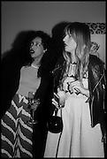 DIANA CHIRE; FRANCESCA HODGE, Julia Peyton-Jones, Hans Ulrich Obrist and Coach host the Serpentine Future Contemporaries Party. Serpentine Sackler Gallery. Kensington Gdns. London. 21 February 2015