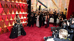 PABEST Janelle Monae arriving at the 89th Academy Awards held at the Dolby Theatre in Hollywood, Los Angeles, USA.