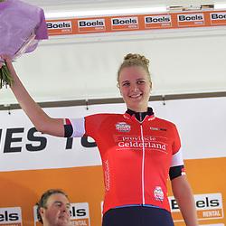 01-09-2017: Wielrennen: Boels Ladies Tour: Weert: Pernille Mathiesen