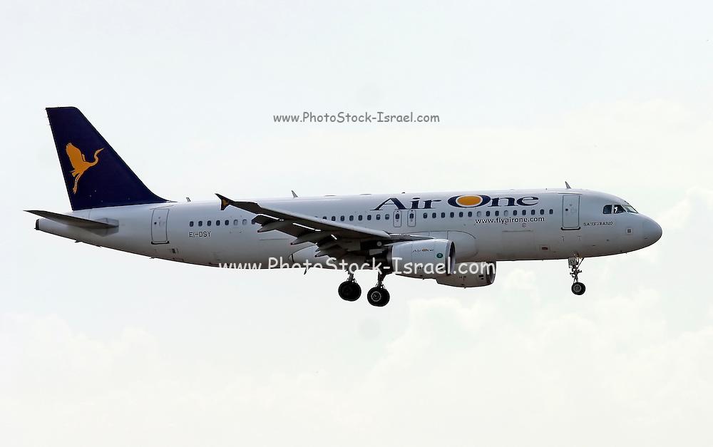 """Air One S.p.A., (Air One """"Smart Carrier""""), Airbus A320-216"""