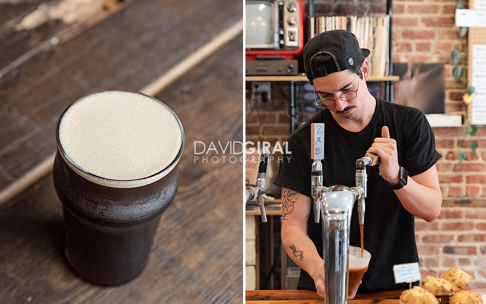 Paquebot Café - Belanger Street - Petite Patrie - Montreal