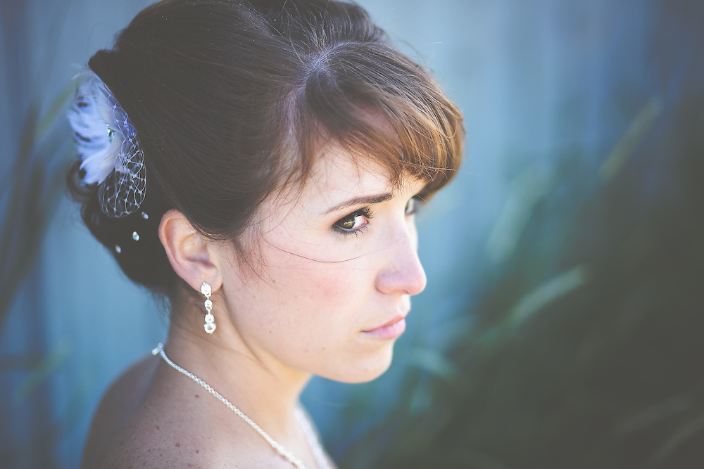 Wedding Photos by Connie Roberts Photography<br /> Bridal Portrait