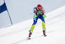 Misel Zerak of Slovenia during Men's Super Combined Slovenian National Championship 2014, on April 1, 2014 in Krvavec, Slovenia. Photo by Vid Ponikvar / Sportida
