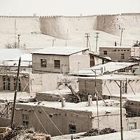 Khiva, Uzbekistan 27 March 2012<br /> View of Khiva.<br /> PHOTO: EZEQUIEL SCAGNETTI
