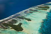 Rangiroa, French Polynesia.