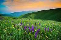 Sibillini National Park, Italy